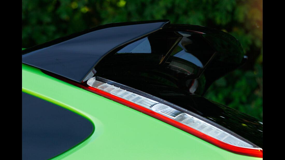 Raeder-Ford Focus RS, Spoiler