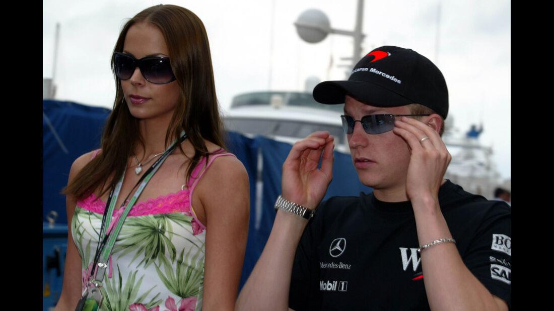 Räikkönen Dahlmann 2004
