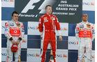 Räikkönen GP Australien 2007