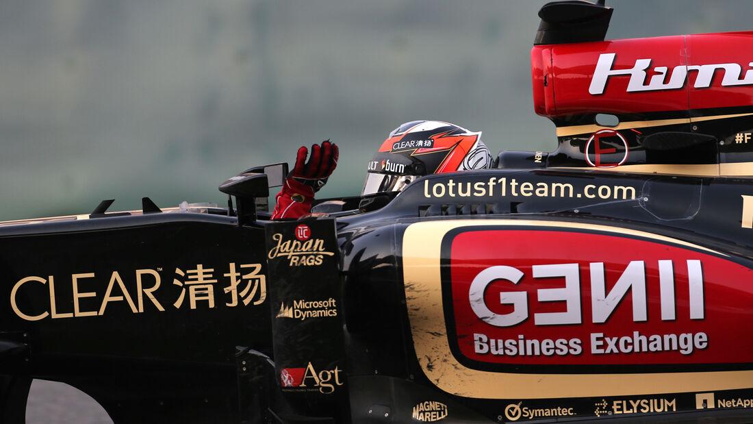 Räikkönen GP China 2013