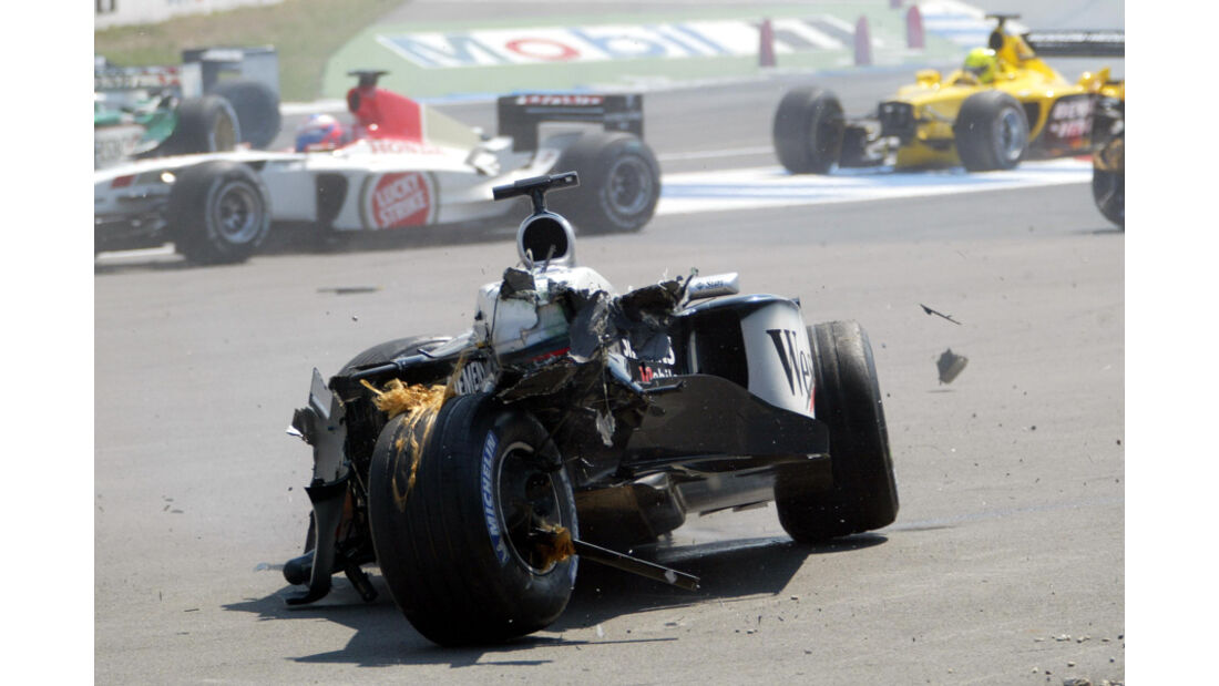 Räikkönen GP Deutschland 2003