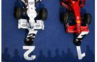 Räikkönen GP Malaysia 2008