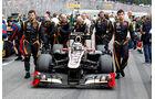 Räikkönen Lotus GP Brasilien 2012