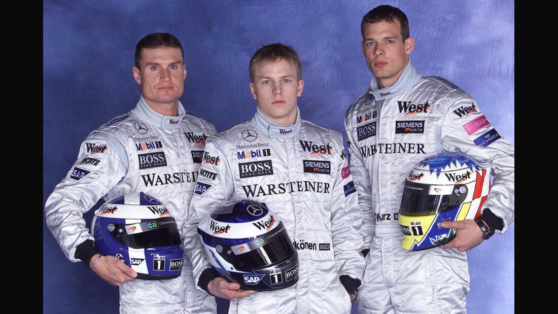 Räikkönen McLaren 2002