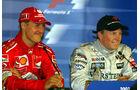 Räikkönen Schumacher GP Deutschland 2003