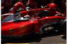 Räikkönen & Vettel - GP Monaco - Formel 1 - 28. Mai 2016