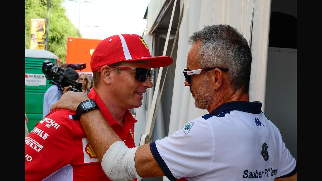 Räikkönen & Zehnder - Formel 1 - 2018