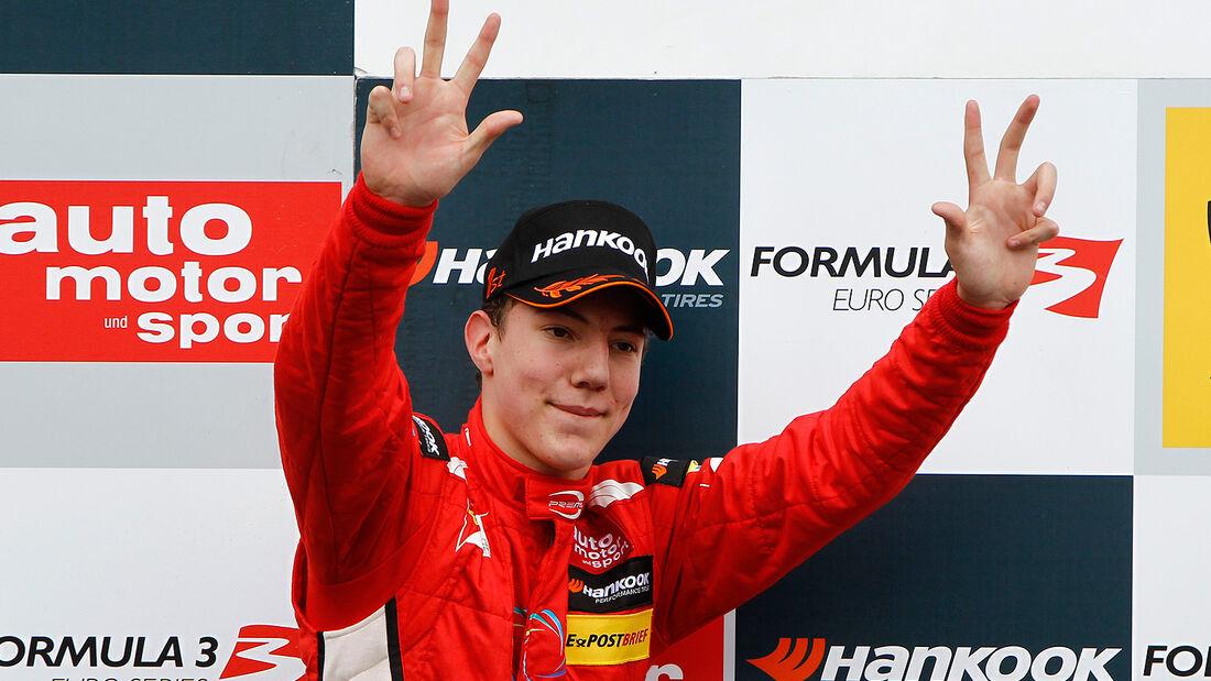 Raffaele Marciello, Formel 3, Brands Hatch 2012