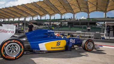 Raffaele Marciello - Sauber - GP Malaysia 2015