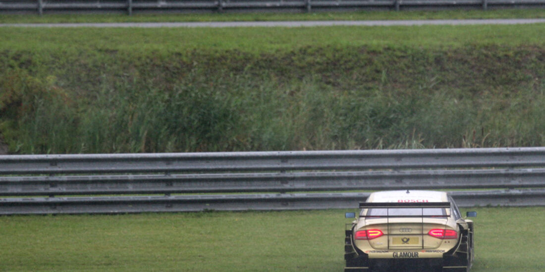 Rahel Frey DTM Oschersleben 2011