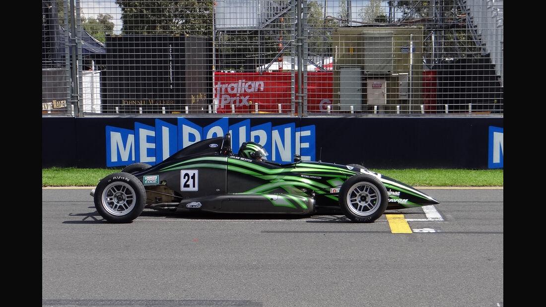 Rahmenrennen - GP Australien - Melbourne - 16. März 2012