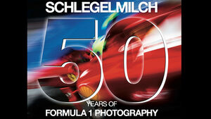 Rainer Schlegelmilch 50 Years of Formula 1 Photography