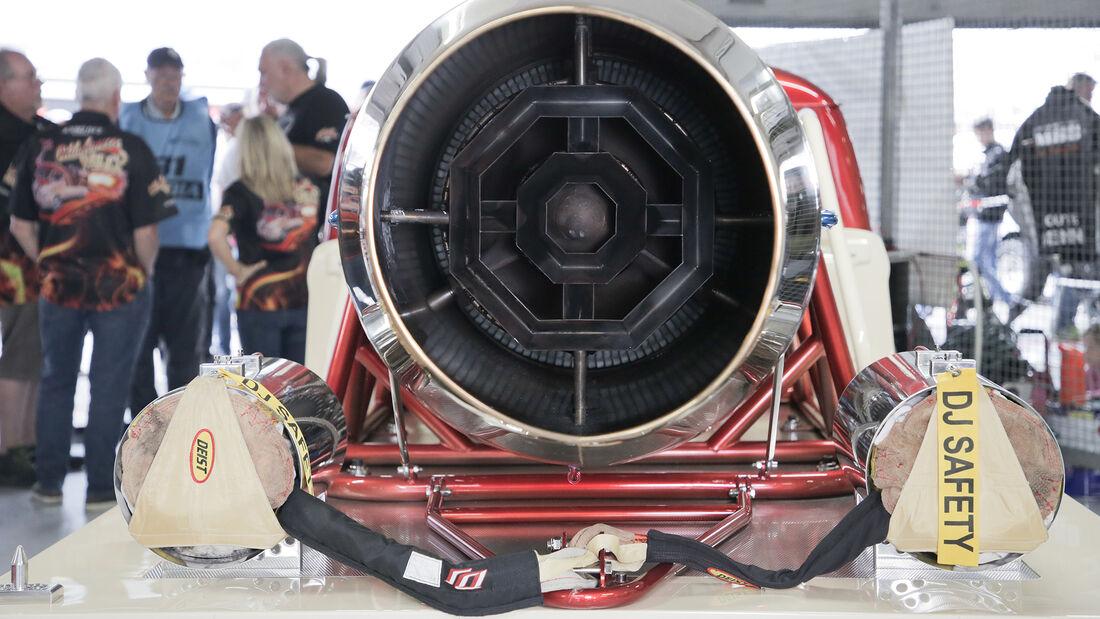 Raketen-Bulli Oklahoma Willy