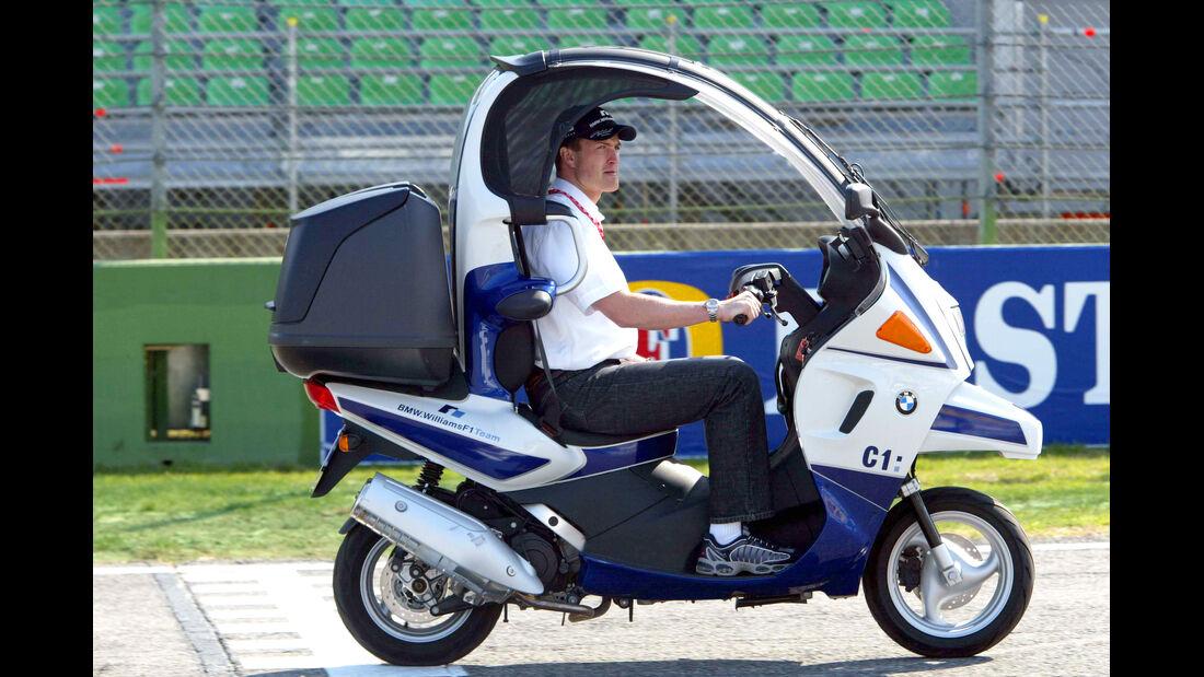Ralf Schumacher - Bikes der F1-Piloten