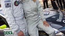 Ralf Schumacher Cora Schumacher