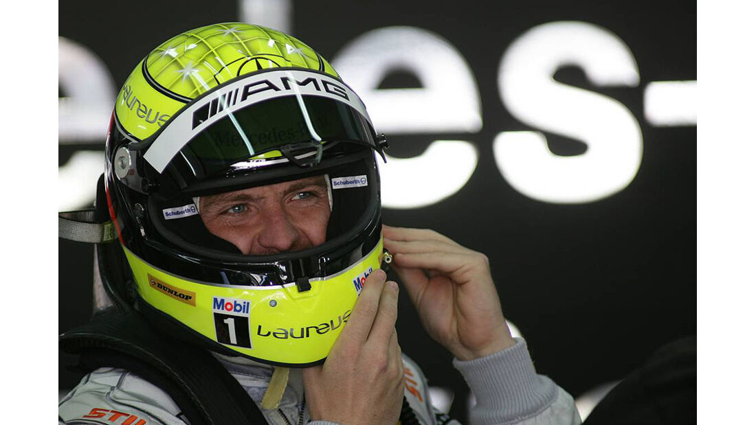 Ralf Schumacher, DTM Valencia 2010