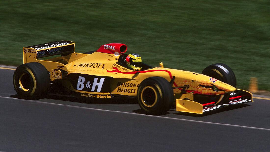 Ralf Schumacher - GP Australien - 1997