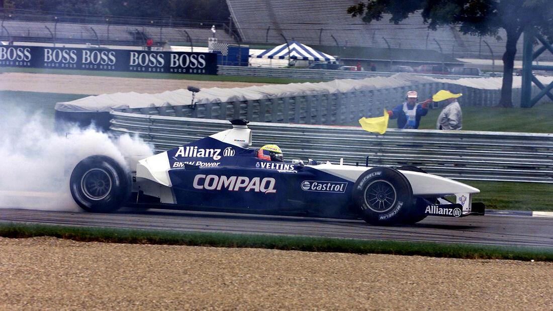 Ralf Schumacher - GP Toskana  - Mugello - Formel 1 - 2020
