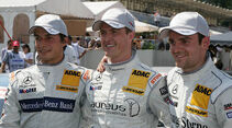Ralf Schumacher Jamie Green Bruno Spengler