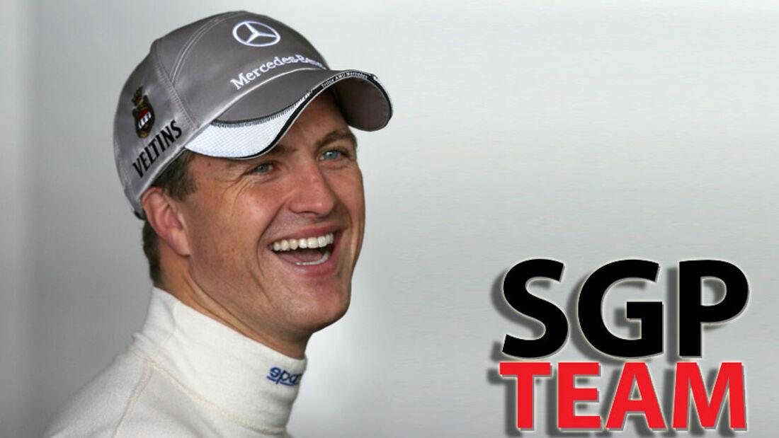 Ralf Schumacher StefanGP