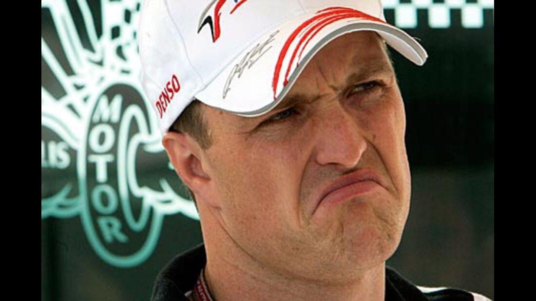 Ralf Schumacher beim GP USA
