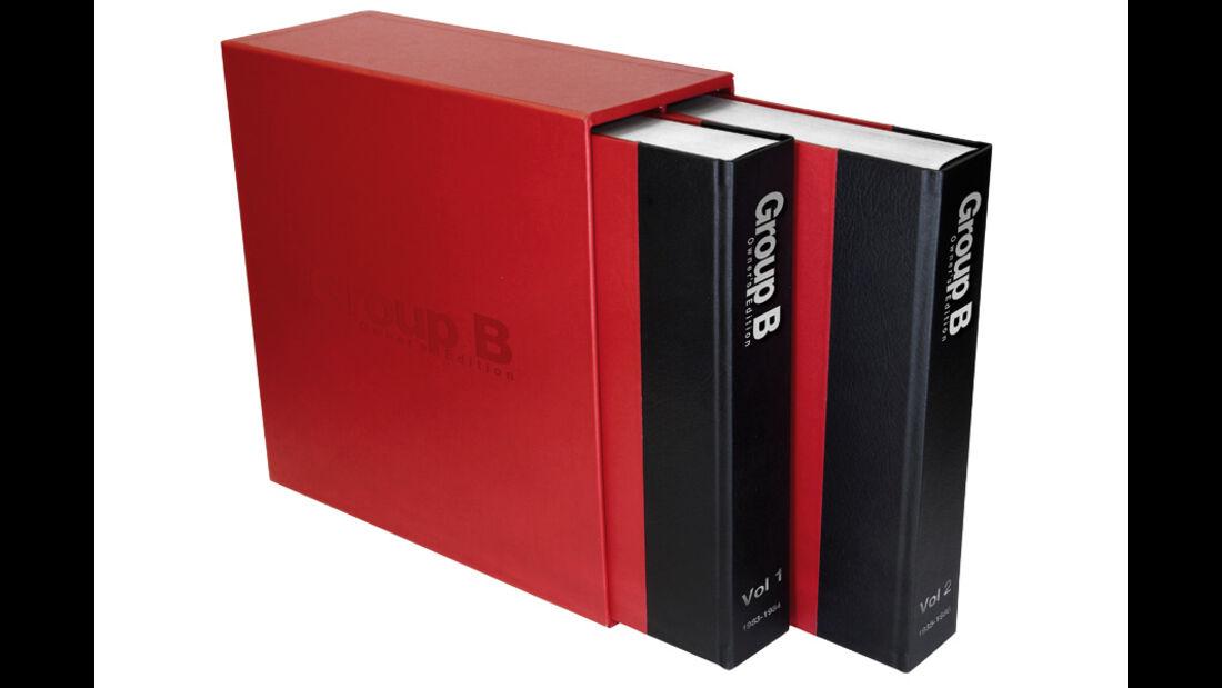 Ralley, Buch zur Gruppe B-Ära