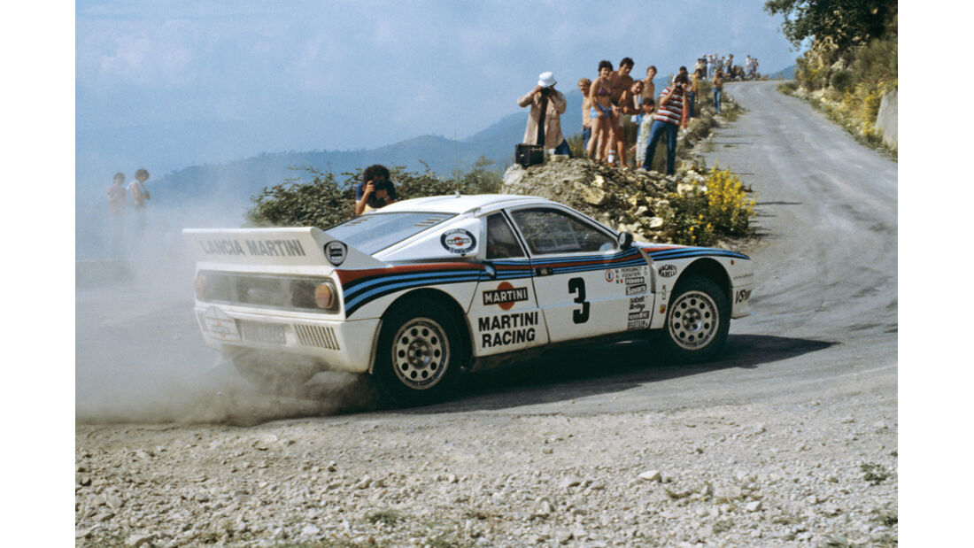 Ralley, Lancia Rally 037
