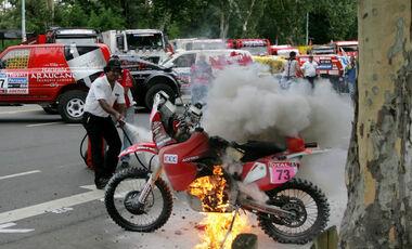 Rally Dakar 2010