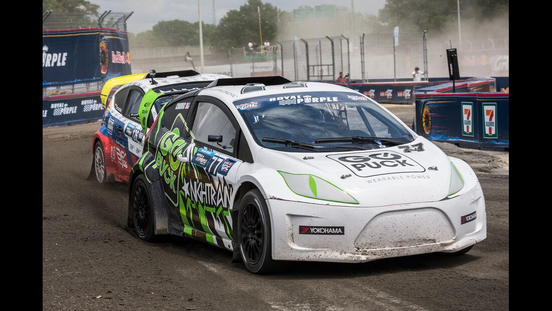 RallyCross - Action - 2014
