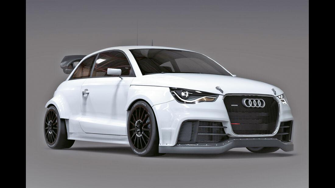 Rallycross, Audi S1 Quattro