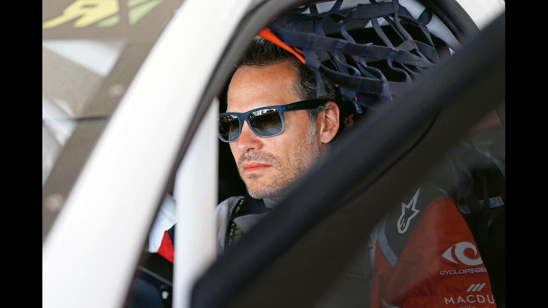 Rallycross, Jacques Villeneuve