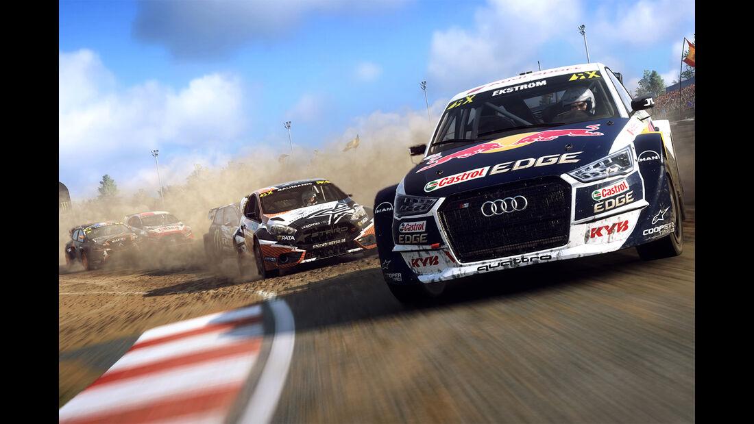 Rallycross-WM - Dirt Rally 2.0 - Rennspiel - Codemasters