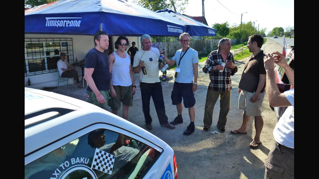 Rallye Allgäu-Orient, Team