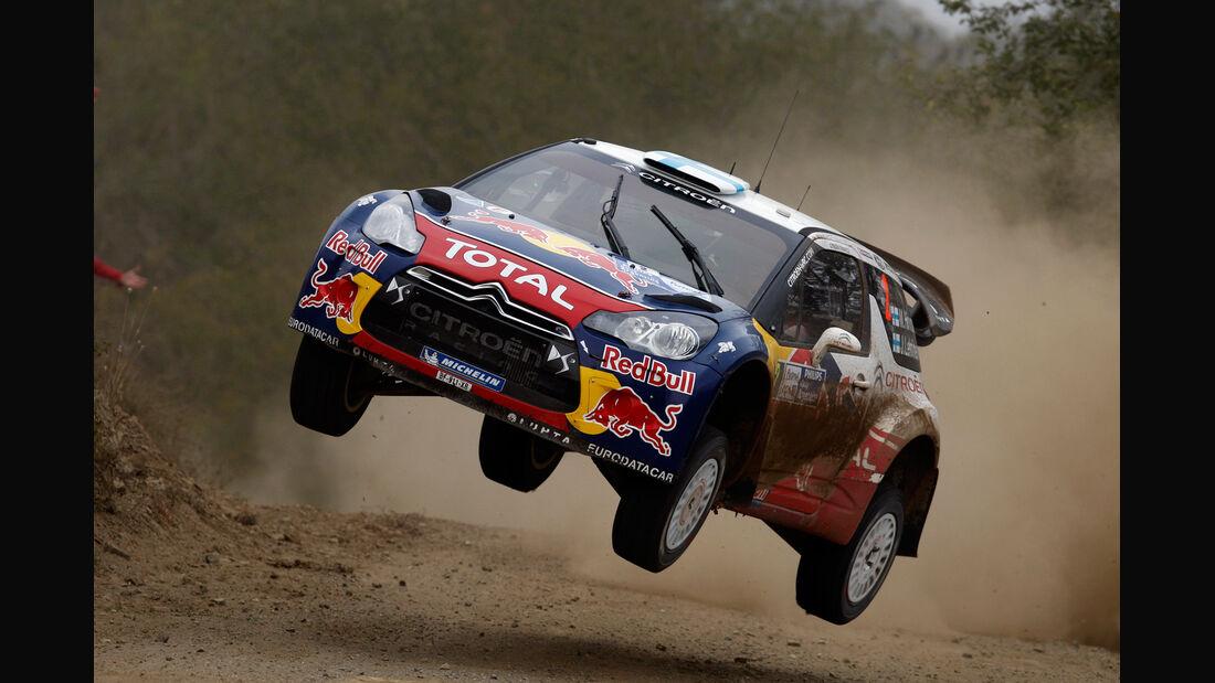Rallye Argentinien 2012
