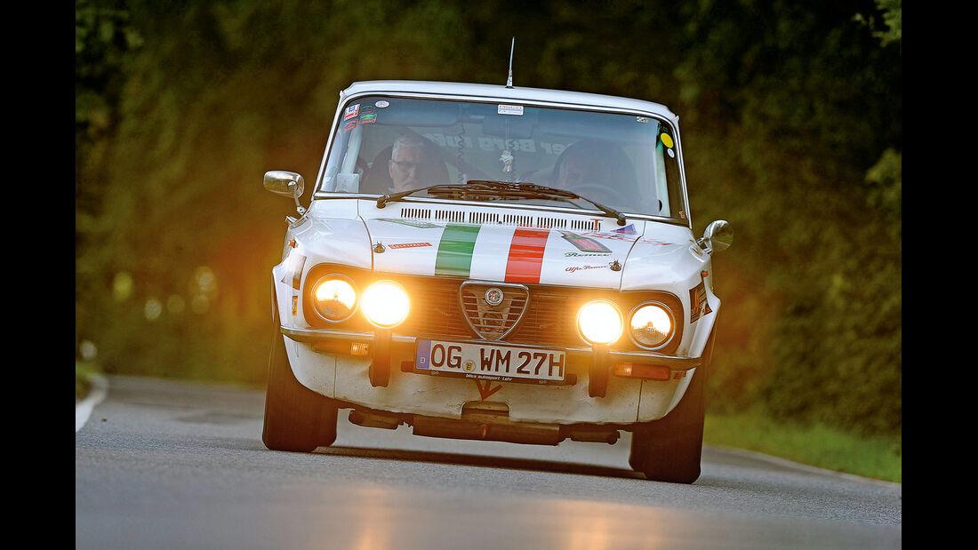 Rallye-Auto, Alfa Romeo Giulia