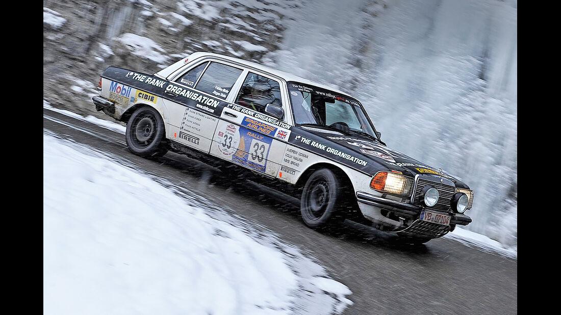 Rallye-Auto, Mercedes-Benz 280 E