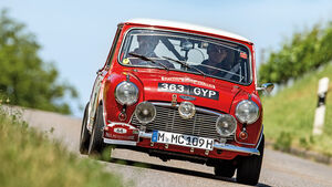 Rallye-Auto, Mini