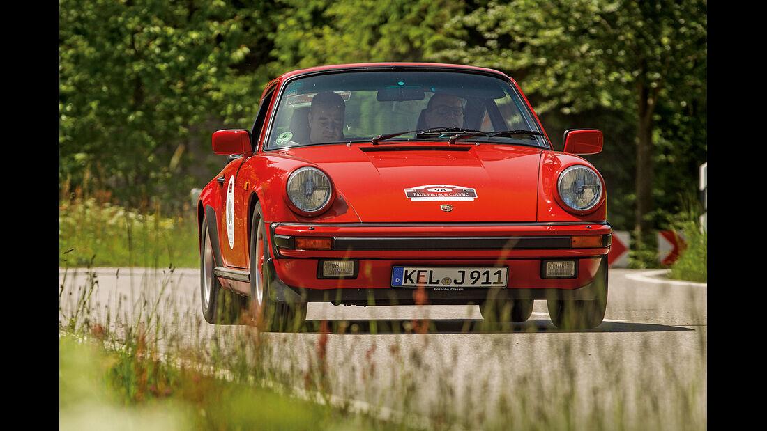 Rallye-Auto, Porsche 911 Carrera 3.2