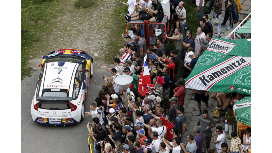 Rallye Bulgarien 2010 Ogier