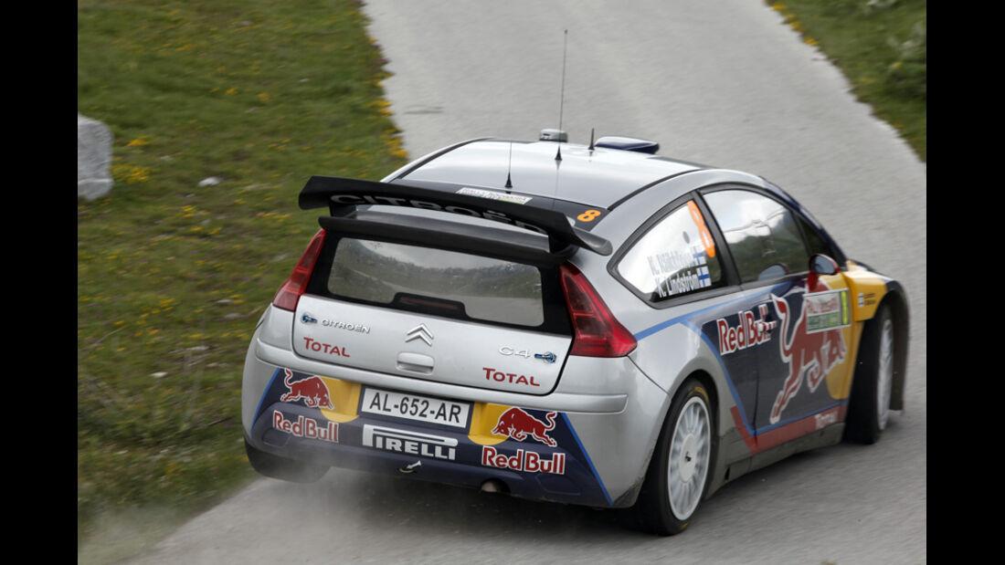 Rallye Bulgarien 2010 Räikkönen