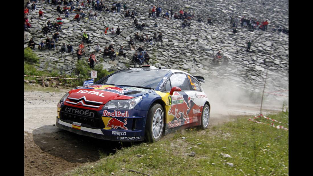 Rallye Bulgarien 2010 Sordo