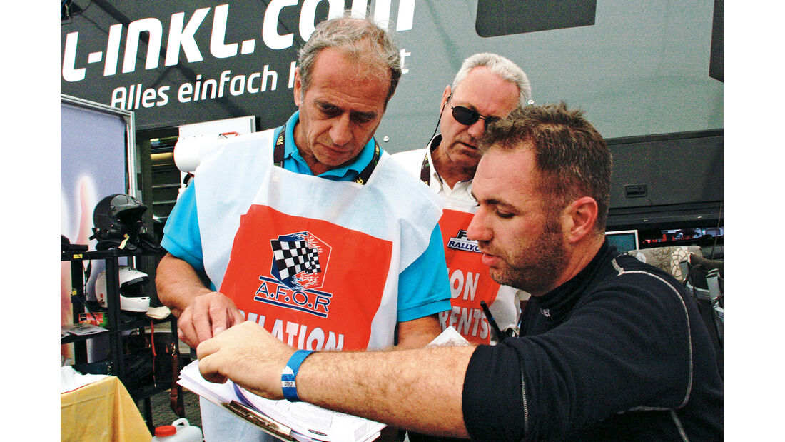 Rallye-Cross, Rene Münnich