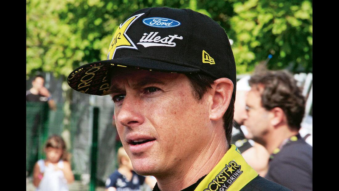 Rallye-Cross, Tanner Foust
