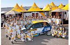 Rallye Cup-Adam, Team