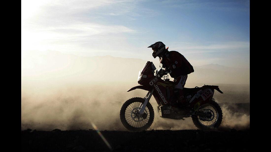 Rallye Dakar 2010