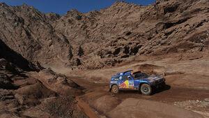 Rallye Dakar 2011, Al-Attiyah, VW Race Touareg