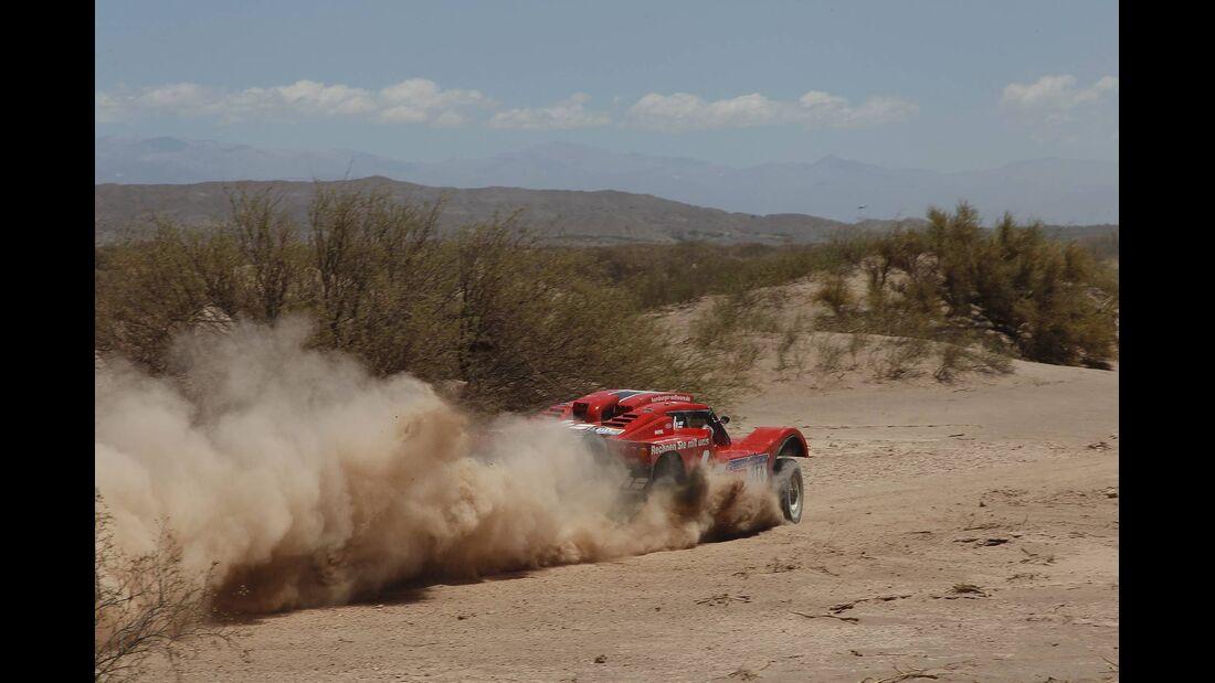 Rallye Dakar 2011, Kahle