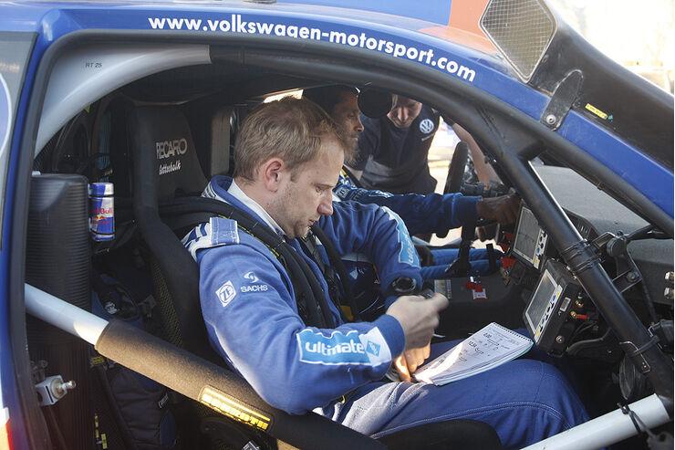 Rallye Dakar 2011, Timo Gottschalk, VW Race Touareg