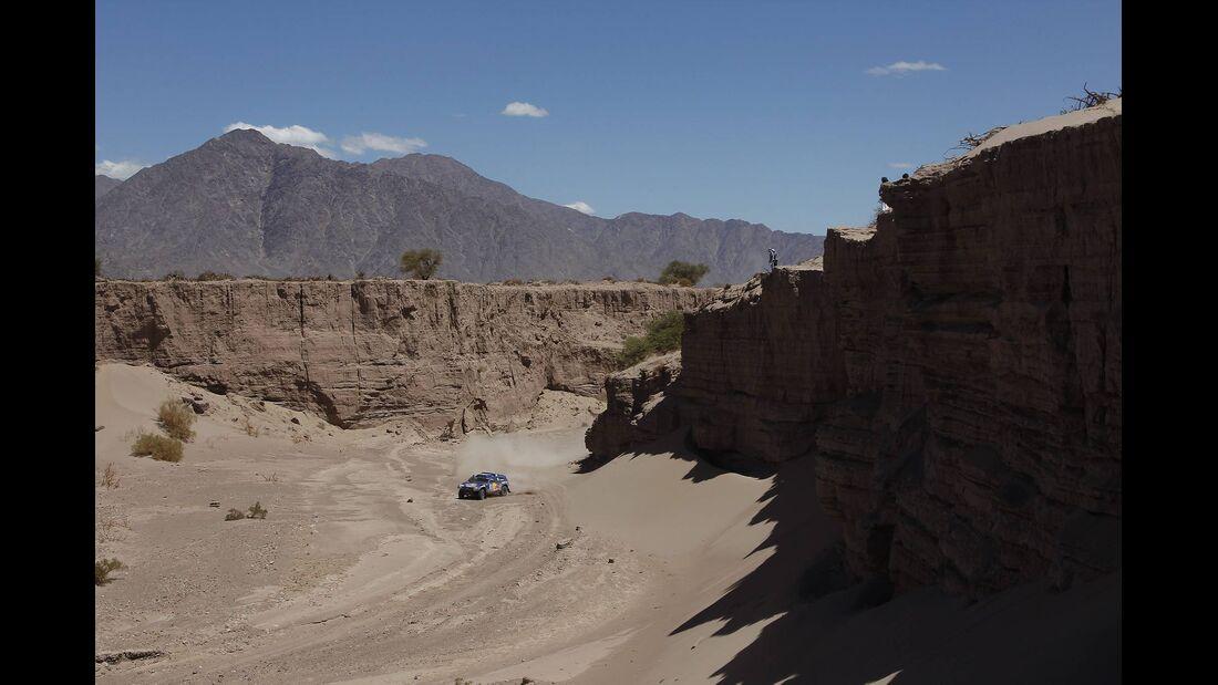 Rallye Dakar 2011, VW Race Touareg