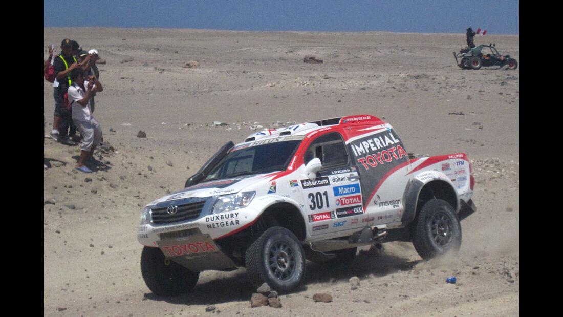 Rallye Dakar 2013